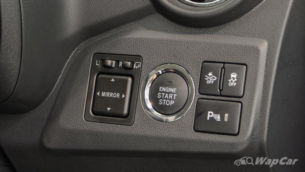 2019 Perodua Axia AV 1.0 AT Interior 016