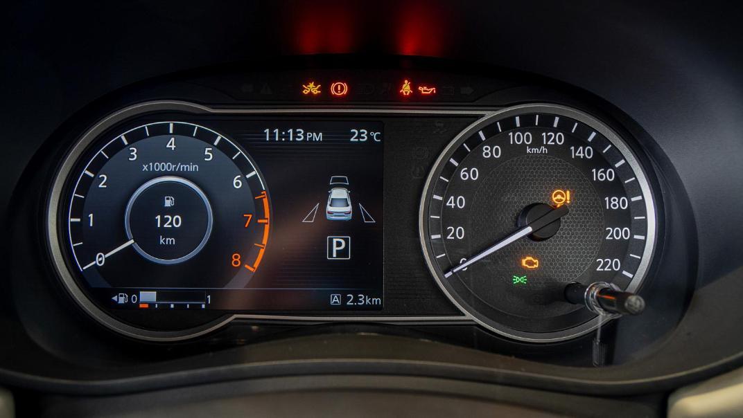 2020 Nissan Almera 1.0L VLT Interior 006
