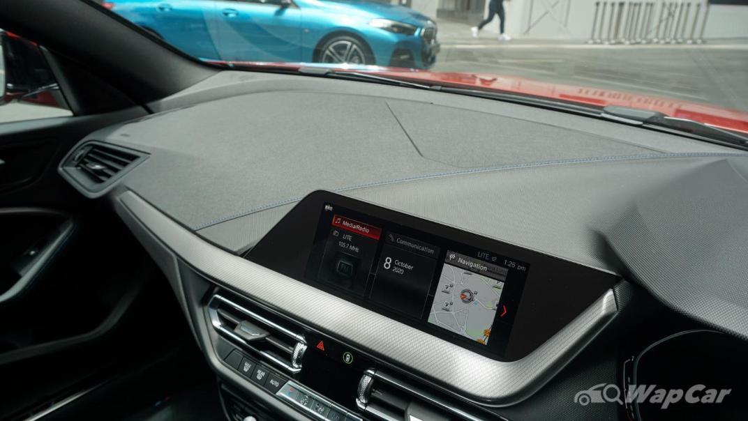 2020 BMW 2 Series 218i Gran Coupe Interior 030