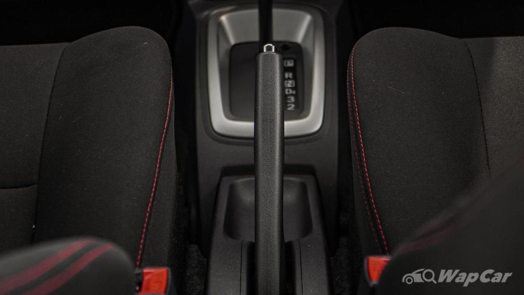 2019 Perodua Axia AV 1.0 AT Interior 012