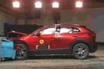 Safer than a Volvo: 2020 Mazda CX-30 smashes Euro NCAP's record for adult occupant protection