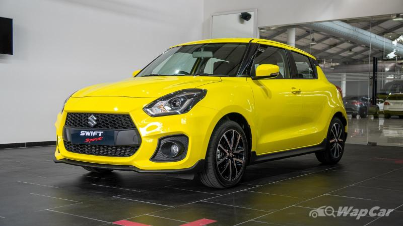 Why did Malaysia get the Suzuki Swift Sport ahead of Thailand, Indonesia, and Singapore? 02