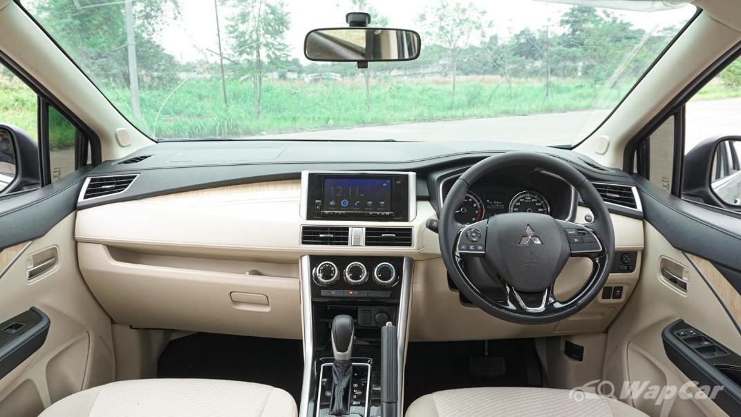 2020 Mitsubishi Xpander Upcoming Version Interior 013