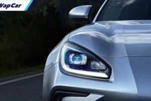 Subaru BRZ 2022 baharu akan dirasmikan pada 18 November ini!