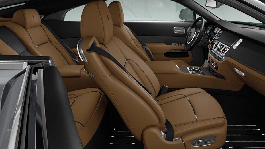 2013 Rolls-Royce Wraith Wraith Interior 003