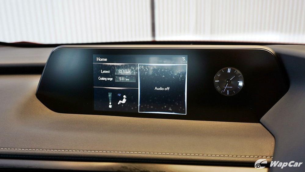2020 Lexus UX 200 Urban Interior 013