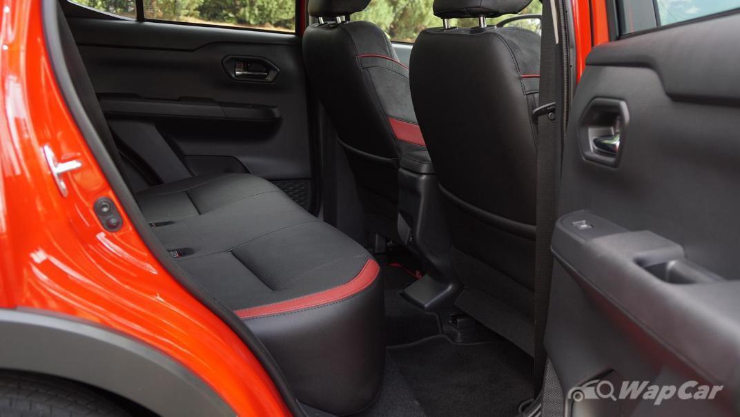2021 Perodua Ativa 1.0L Turbo AV Special Metallic Interior 049