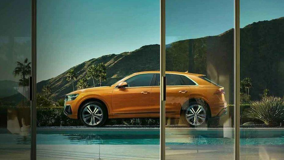 Audi Q8 (2019) Exterior 005