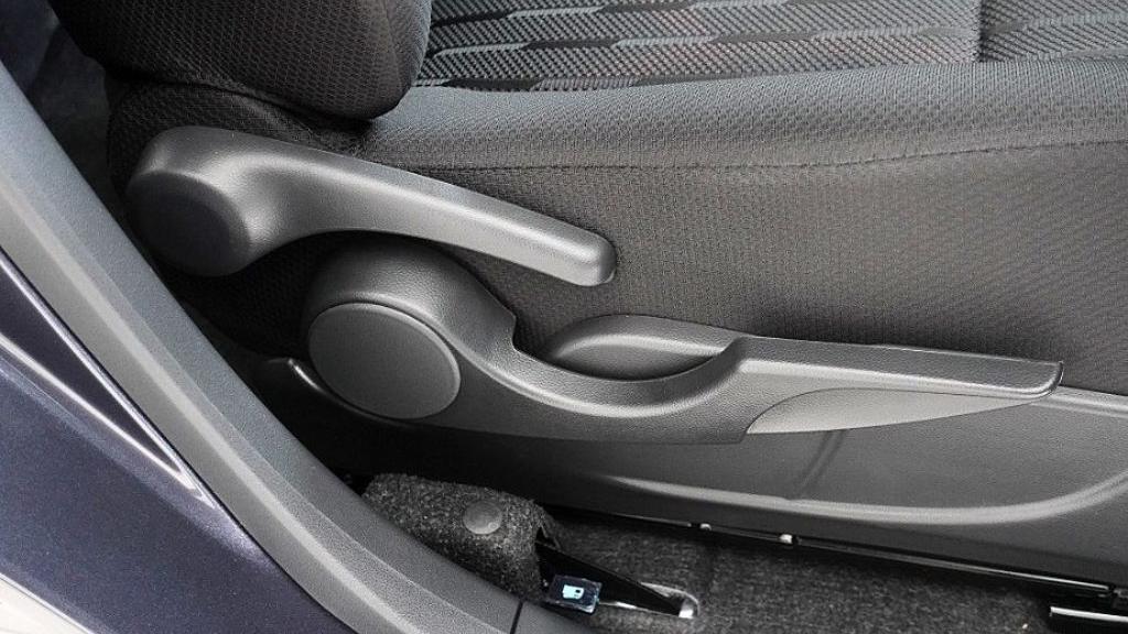 2018 Perodua Axia SE 1.0 AT Interior 033