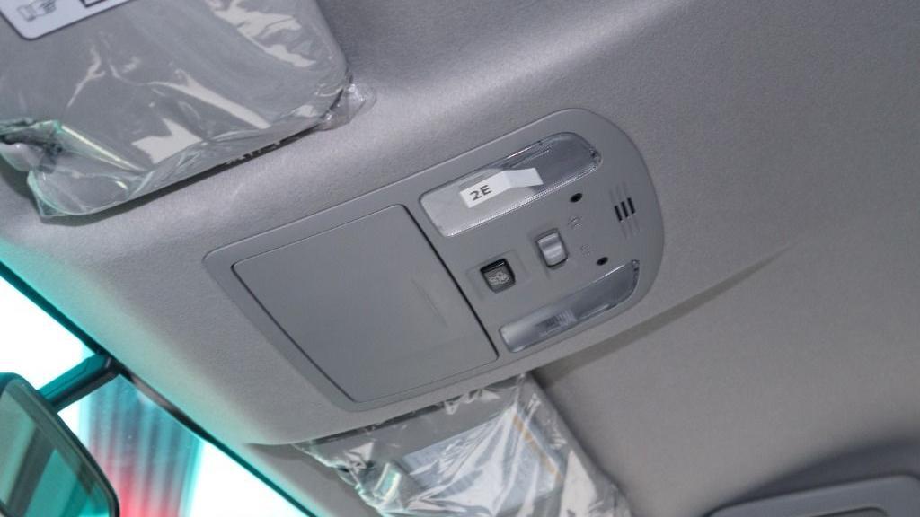 2018 Toyota Fortuner 2.7 SRZ AT 4x4 Interior 033