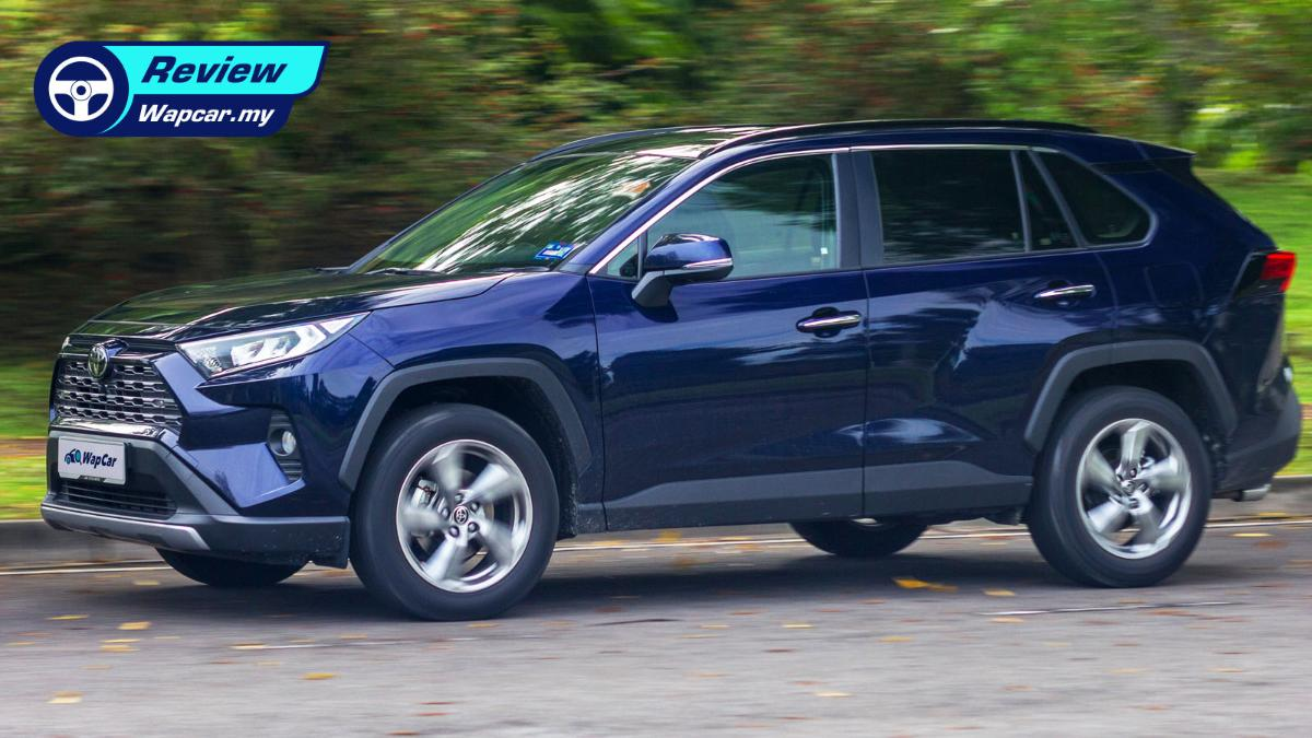 Review: 2020 Toyota RAV4 2.5 – The perfect car for humble rich people 01