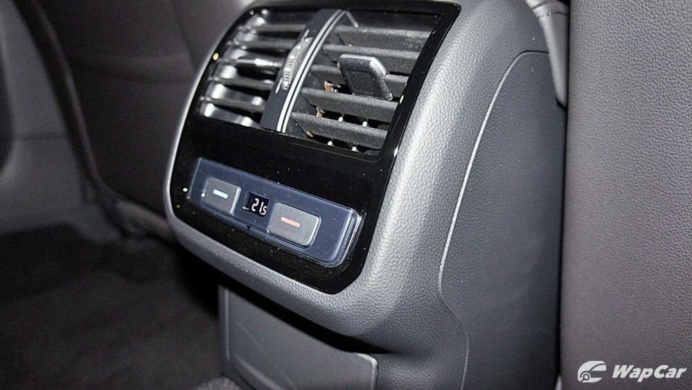 2020 Volkswagen Passat 2.0TSI Elegance Interior 120