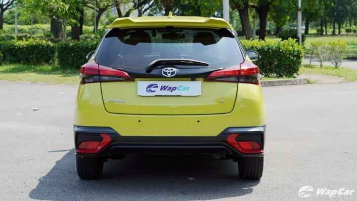 2019 Toyota Yaris 1.5G Exterior 006