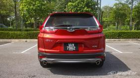 2019 Honda CR-V 1.5TC Premium 2WD Exterior 006
