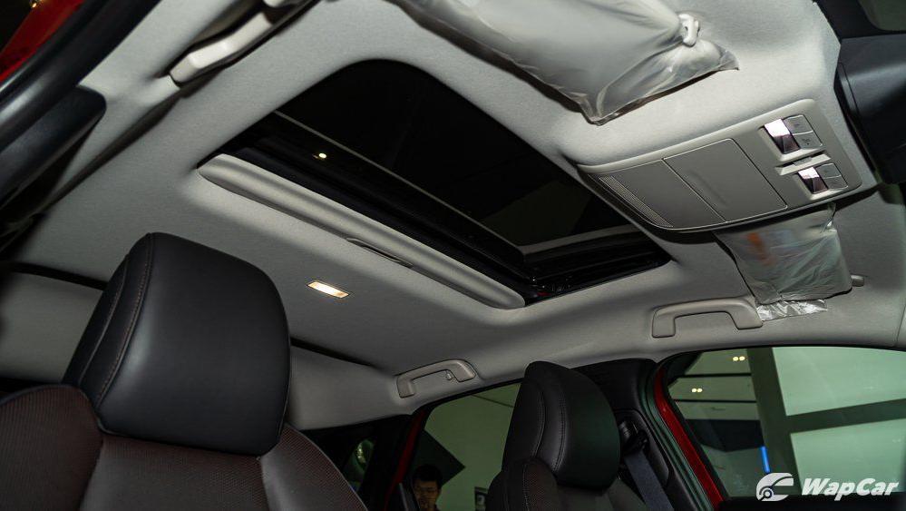 2020 Mazda CX-30 SKYACTIV-G 2.0 Interior 075