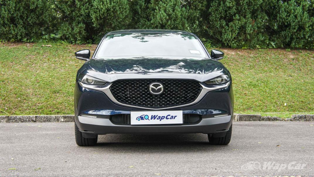 2020 Mazda CX-30 SKYACTIV-G 2.0 High AWD Exterior 004