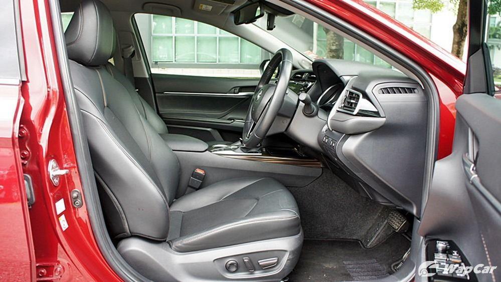 2019 Toyota Camry 2.5V Interior 097