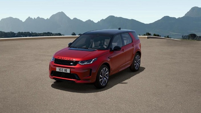 2020 Land Rover Discovery Sport Public Exterior 001
