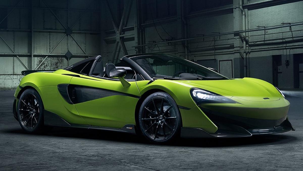 McLaren 600LT(2019) Exterior 004