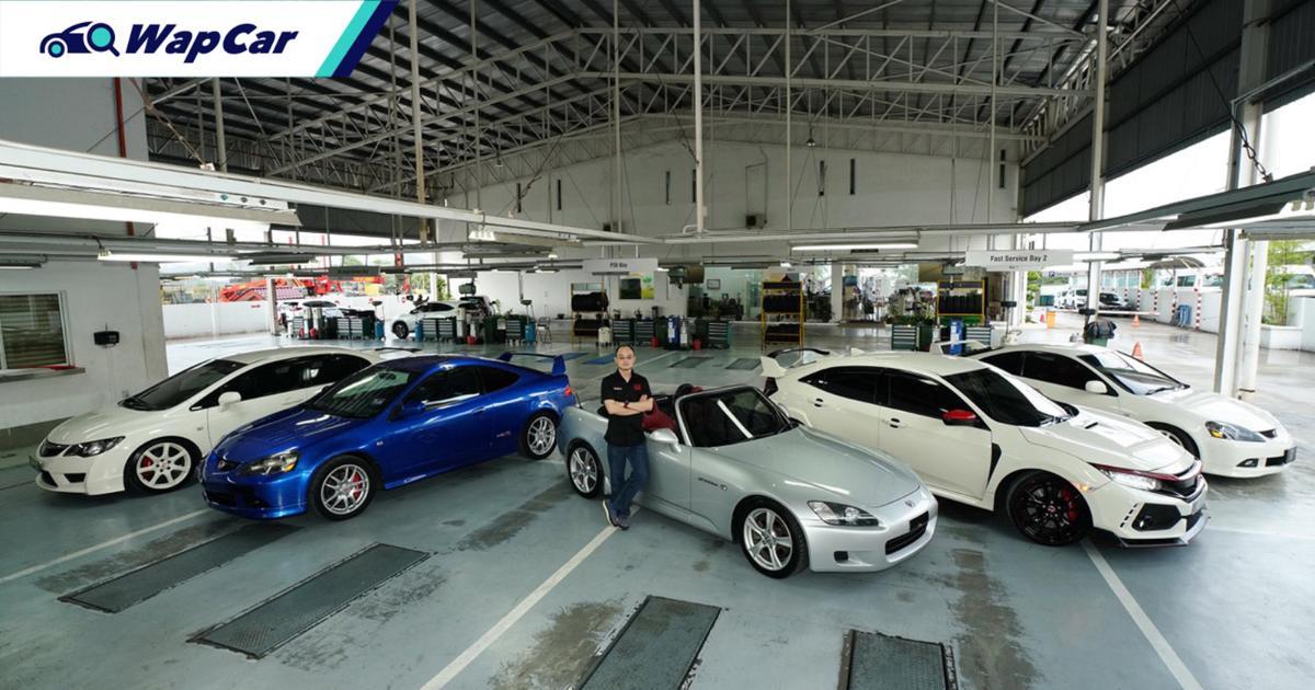 Seremban's Ban Lee Heng Motor – A tale of Honda's DNA across 3 generations 01
