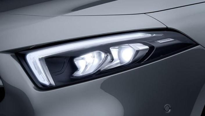 2019 Mercedes-Benz A200 Sedan Progressive Line Exterior 008