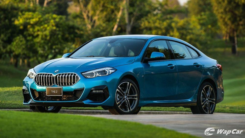 BMW 218i Gran Coupe cover