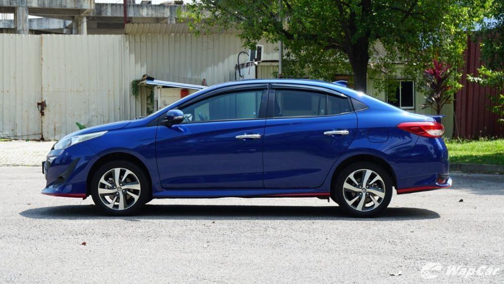 2019 Toyota Vios 1.5G Exterior 066
