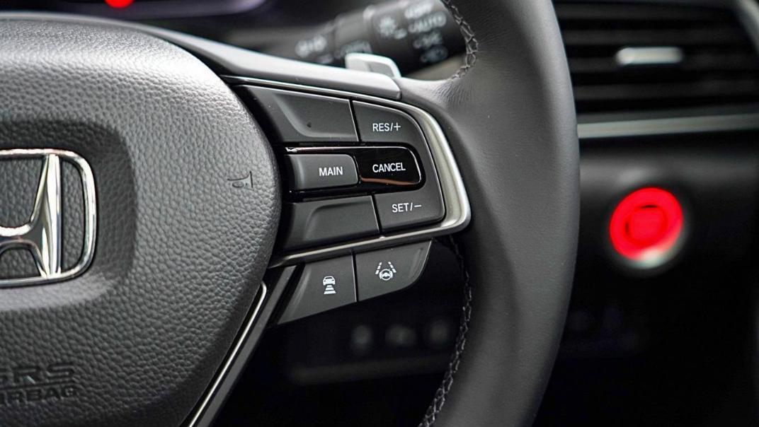 2020 Honda Accord 1.5TC Premium Interior 008