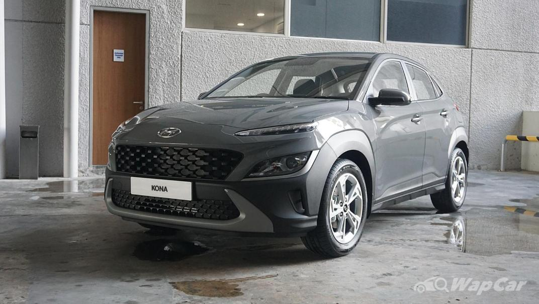 2021 Hyundai Kona 2.0 Standard Exterior 031