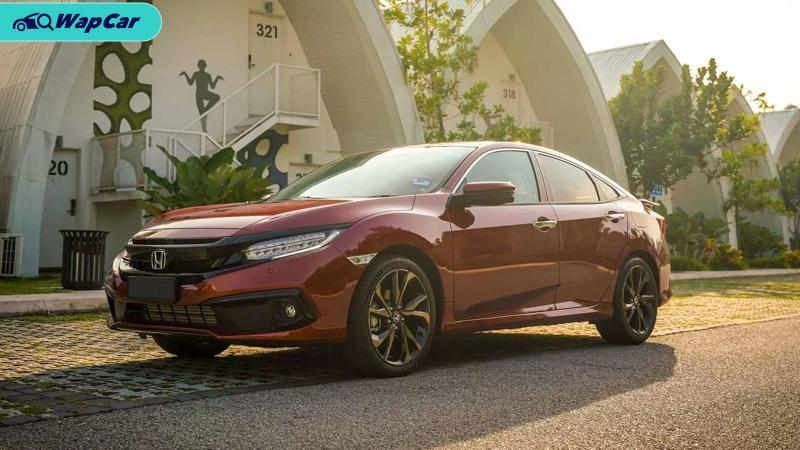Honda Civic terlalu laris di Thailand! Kuasai lebih 50% pasaran sedan segmen C! 01