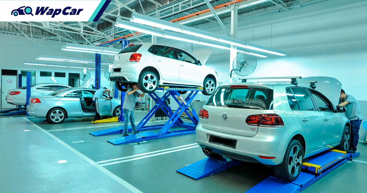 VW Group opens regional parts distribution hub in Malaysia 01