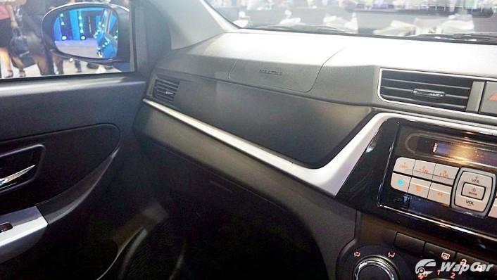 2020 Perodua Bezza 1.3 X (A) Interior 005