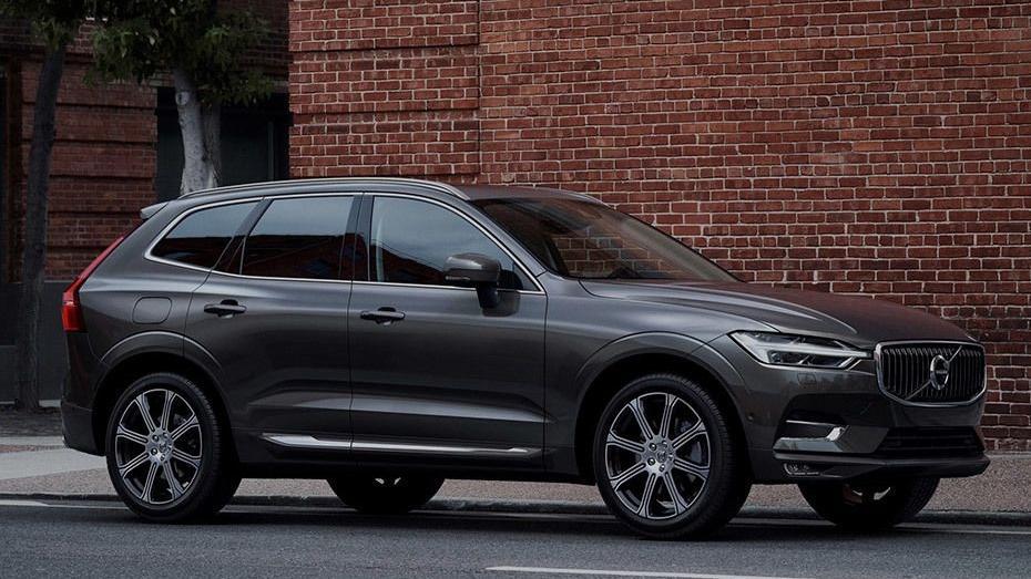 Volvo XC60 (2018) Exterior 004