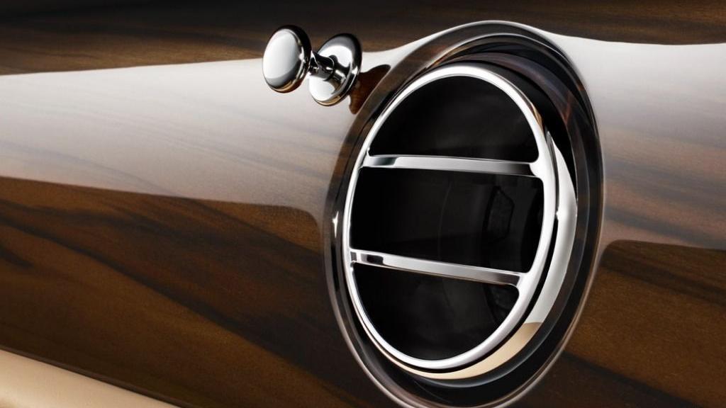 Bentley Mulsanne (2017) Interior 019