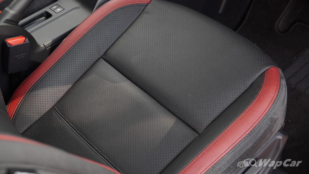2021 Perodua Ativa 1.0L Turbo AV Special Metallic Interior 046