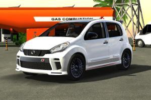 Perodua Myvi GR sebenar? Ini imej render Toyota Passo dengan gaya Gazoo Racing!
