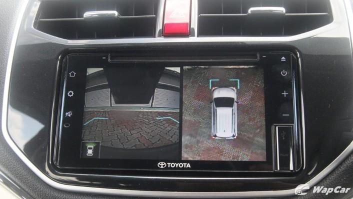 2019 Toyota Rush 1.5S AT Interior 010