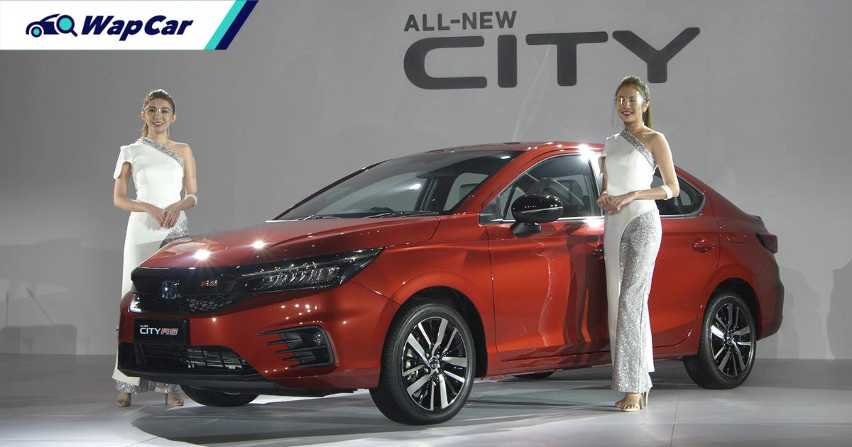 Deliveries of the 2021 Honda City RS to start this March 01
