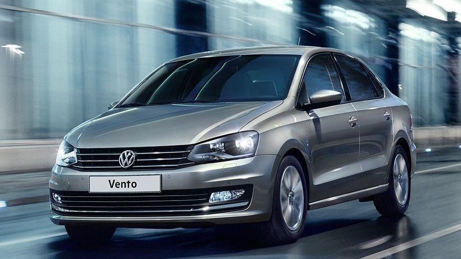Volkswagen Vento (2018) Exterior 007