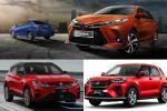 Mana lagi baloi beli, Perodua Ativa (D55L) vs Proton X50 vs Toyota Vios?