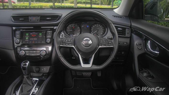 2019 Nissan X-Trail 2.0 2WD Hybrid Interior 003