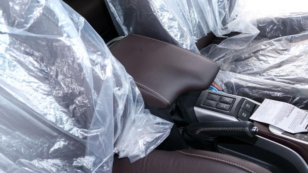 2018 Toyota Fortuner 2.7 SRZ AT 4x4 Interior 023