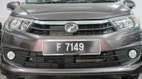 2018 Perodua Bezza 1.3 Advance Exterior 011