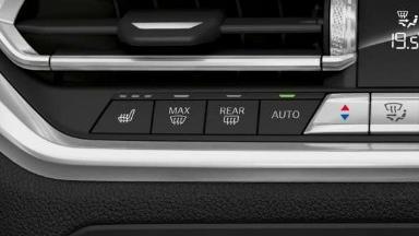 BMW 3 Series (2019) Interior 002