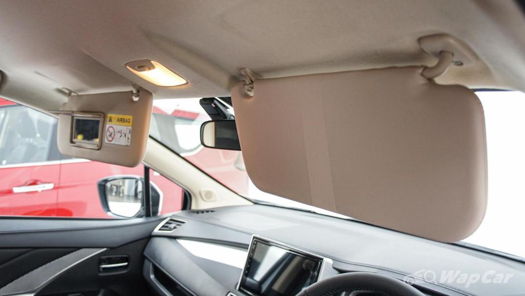 2020 Mitsubishi Xpander 1.5 L Interior 057