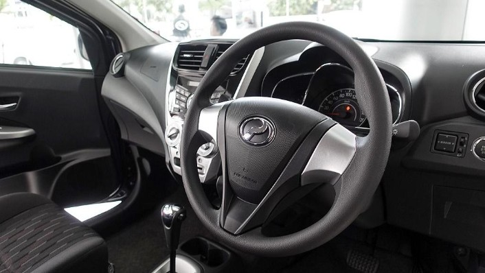 2018 Perodua Axia SE 1.0 AT Interior 007