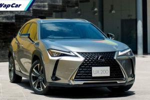 UMW memperkenalkan pembiayaan Lexus Next Step – Lexus UX serendah RM 1,938/bulan!
