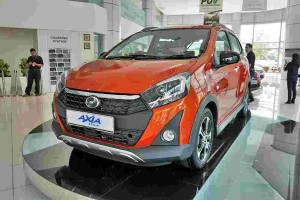 New Perodua Axia 2019, adding value for everyone