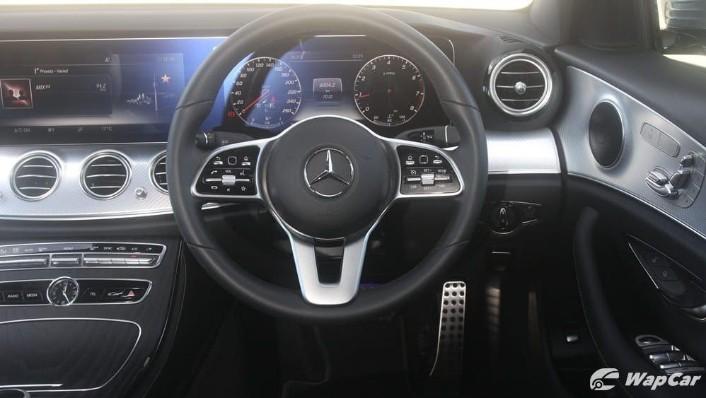 2019 Mercedes-Benz E-Class E 200 SportStyle Avantgarde Interior 004