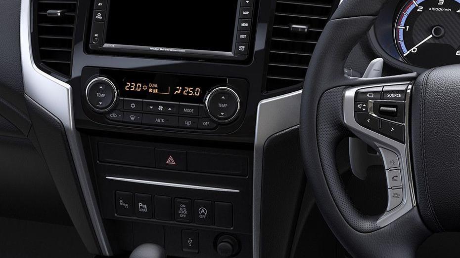 Mitsubishi Triton (2019) Interior 004
